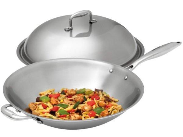 Bartscher Matching the induction wok IW 35 tafelwok PRO