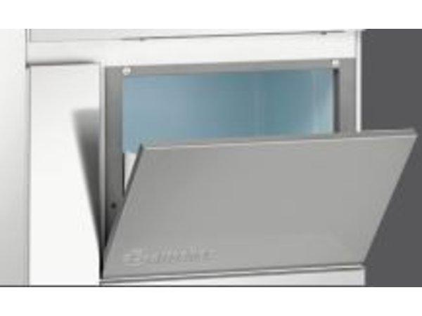 Bartscher Scherf Eismaschine - 120 kg / 24 h - Vektor 27kg - 68x51x (h) 100cm