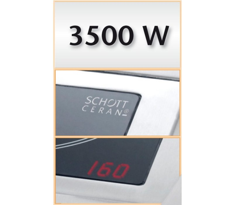 Bartscher Induktionskocher IK 35SK 3,5kW