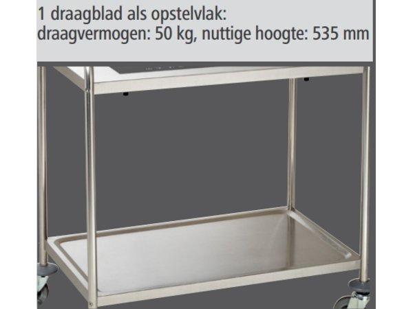 Bartscher Induktions-Servierwagen IKTS 35
