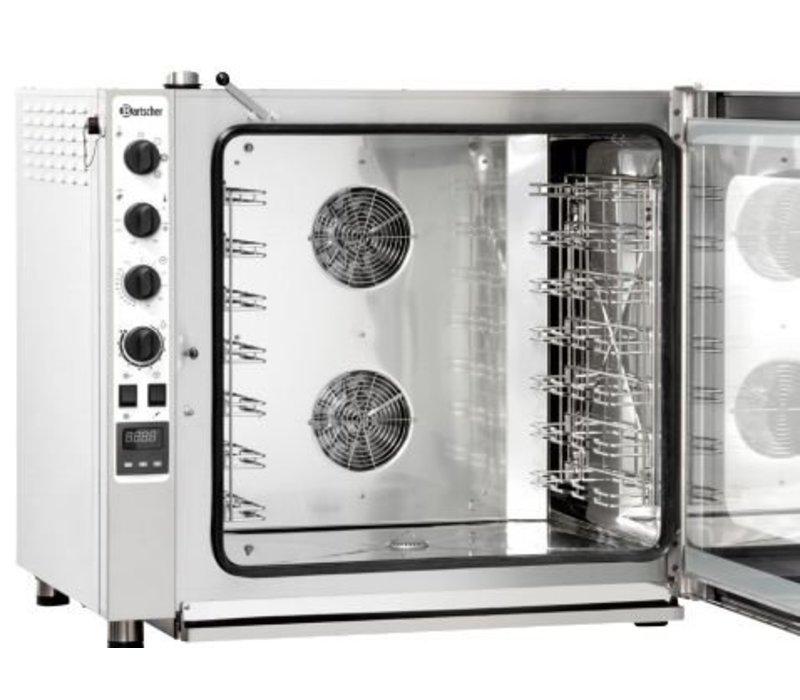 Bartscher Gas combi steamer M 7110 G up to 7 x 1/1 GN