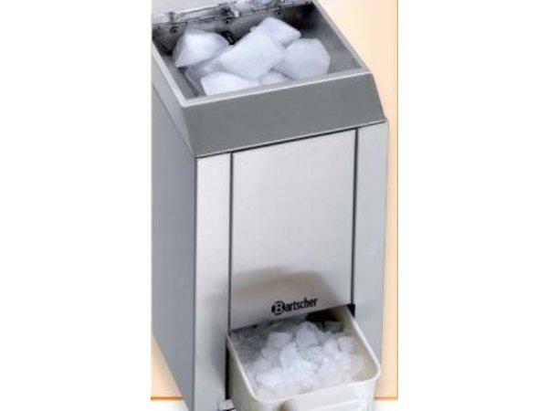 Bartscher Ice Brech- - 60 kg / h - 1 kg Menge - 173x380x (H) 385 mm - XXL ANGEBOT!
