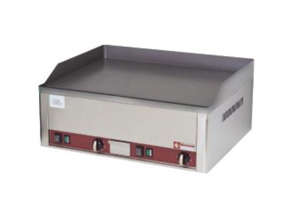 Diamond Elektrische Kochplatte Flach - Eisen - glatt - 66x53x (h) 29cm - 6 kW