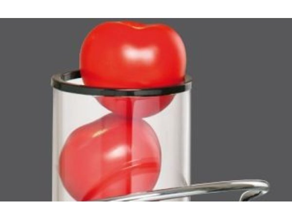 Bartscher Squeezer Juicer Top - Edelstahl - 230V - 310x210x (H) 400 mm