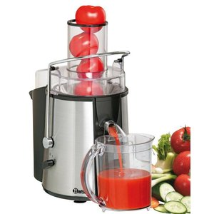 Bartscher Squeezer Top Juicer - Stainless Steel - 230V - 310x210x (H) 400mm