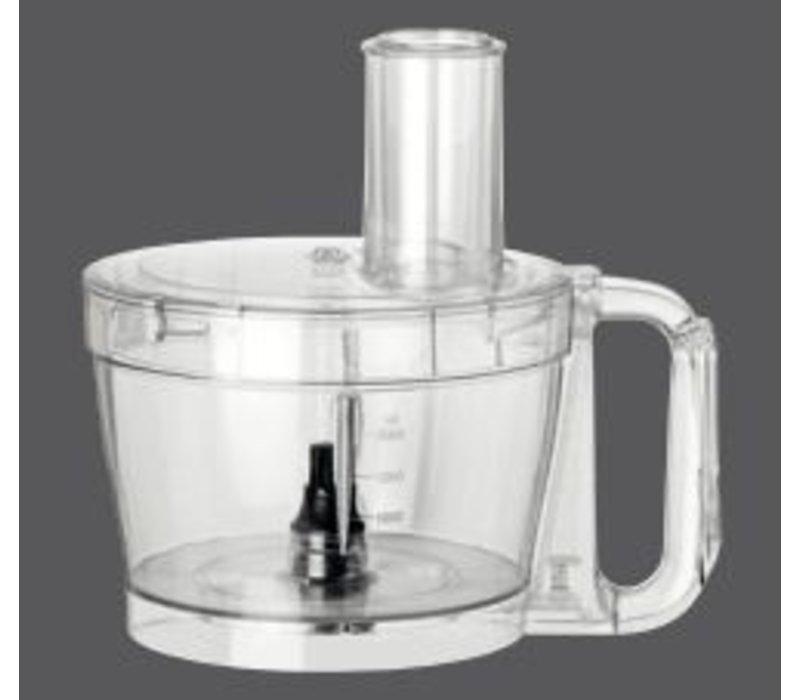 Bartscher Foodprocessor - Keukenmachine - 1,6/2 Liter