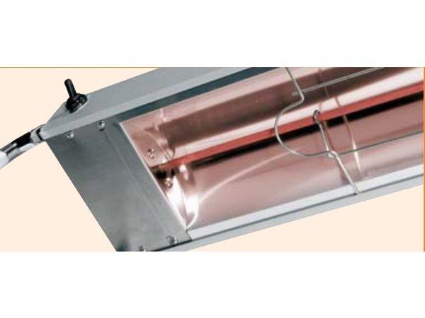 Bartscher Infrarood Warmtebrug - 0,80 kW / 1 NAC 230 V - 920mm