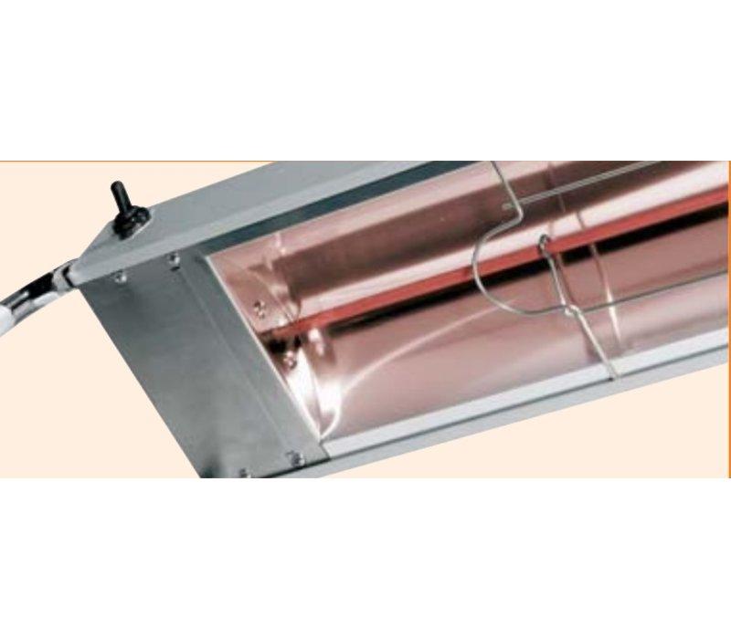 Bartscher Infrared Heat bridge - 1830mm - 1.73 kW / 1 NAC 230 V