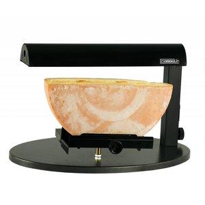 Casselin Raclette-Gerät / beheizt Käse Halter | Für Halbrund Käse | 1kW | 520x320x310 (H) mm