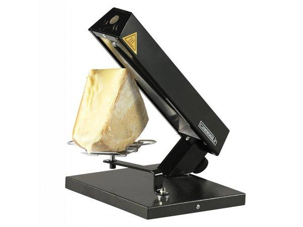 Casselin Raclette-Gerät / beheizt Käse Halter | Für Quadrant Käse | 0,6kW | 242x285x333 (H) mm