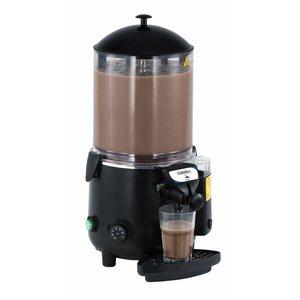 Casselin Chocolate Dispenser White ABS   10 Liter   1006W   410x280x580 (h) mm