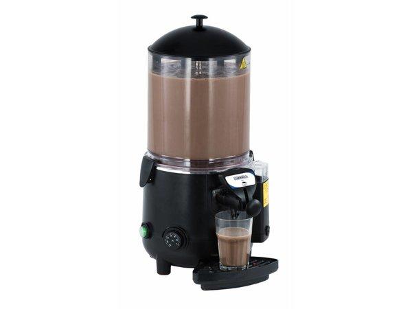 Casselin Schokolade Dispenser Weiß ABS | 10 Liter | 1006W | 410x280x580 (H) mm