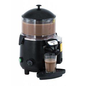 Casselin Chocolate Dispenser White ABS | 5 Liter | 1006W | 410x280x460 (h) mm