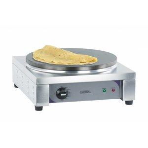 Casselin Vierkante Crèpes Bakplaat | Elektrisch | 350mm | 2,2kW | 390x400x190(h)mm