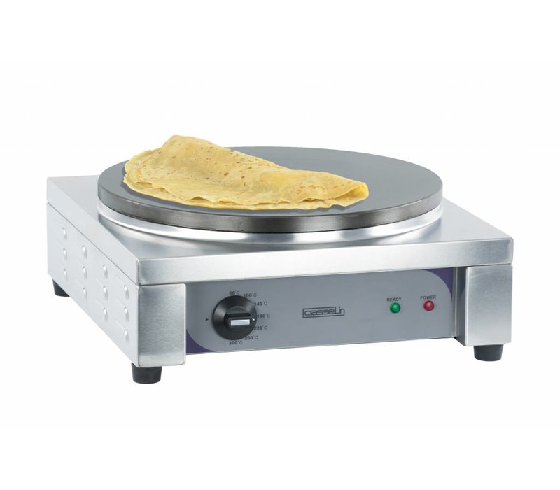 Casselin Square Crèpes Griddle | electric | 350mm | 2.2kW | 390x400x190 (h) mm