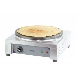 Casselin Square Crèpes Griddle   electric   400mm   2,7kW   440x445x190 (h) mm