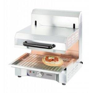 Casselin Horeca Salamander | Adjustable Heating | 2200W | 470x540x525 (h) mm