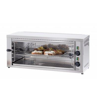 Casselin Salamander GM | Adjustable grill | 3200W | 875 (L) x 370 (b) x365 (H) mm
