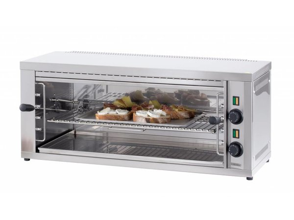 Casselin Salamander GM | Einstellbare Grill | 3200W | 875 (L) x 370 (B) x365 (H) mm