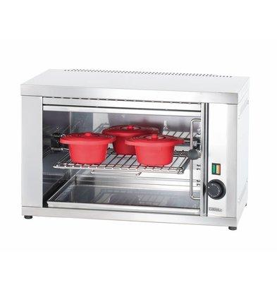 Casselin Salamander PM | Adjustable grill | 2200W | 365 (L) x 300 (b) x375 (H) mm