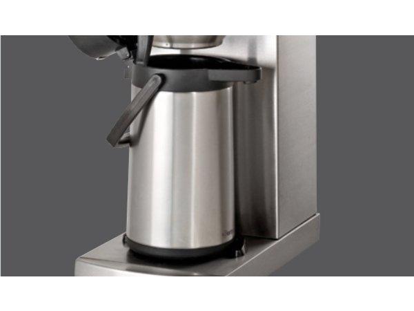 Bartscher Coffee Aurora 22 | Chrome nickel steel | Contents 2 Liter | 2kW | 215x405x (H) 520mm