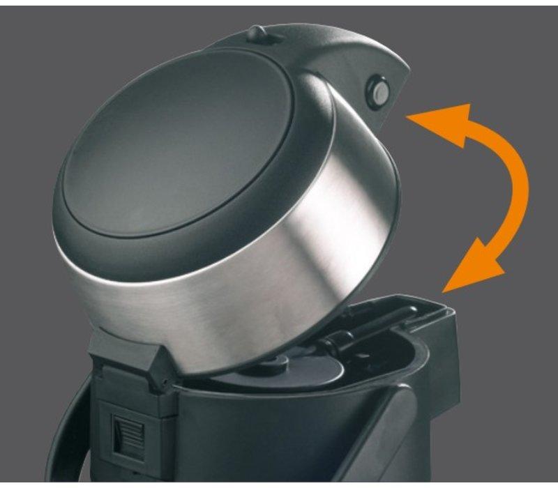 Bartscher Insulated with pump system - 2,5 liter