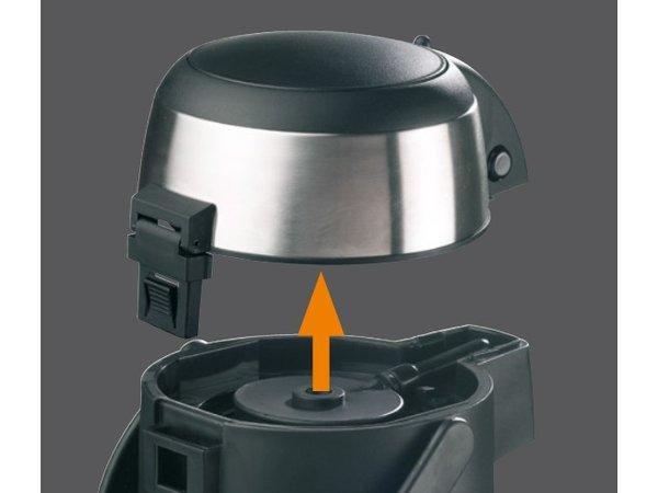 Bartscher Isolierte mit Pumpensystem - 2,5 liter