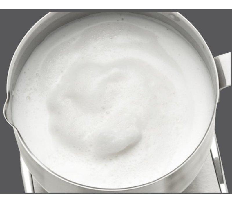 Bartscher Induktions Milchschäumer | Edelstahl | 600W | 125x150x (H) 180mm