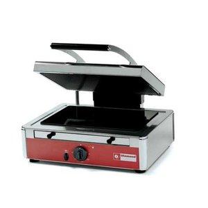 Diamond \Elektrische panini grill Vitro Keramisch - 47x44,5x(h)24,5 - 3000W