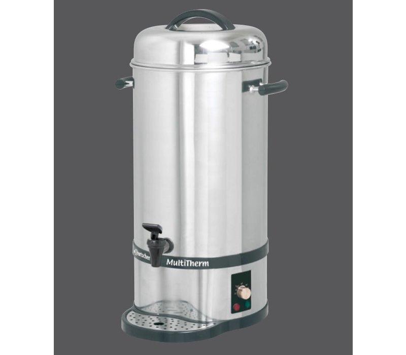 Bartscher Warmwasserboiler / Glühwein Kessel | 20 Liter | inkl. Hot ...