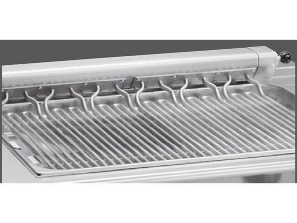 Bartscher Rooster Grill electric - 80x70x (h) 85 / 90cm - 400V / 8kW