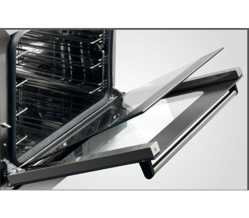 Bartscher Konvektion-Ofen mit Dampffunktion | Festwasser | Beleuchtung | 600x720x (H) 540mm