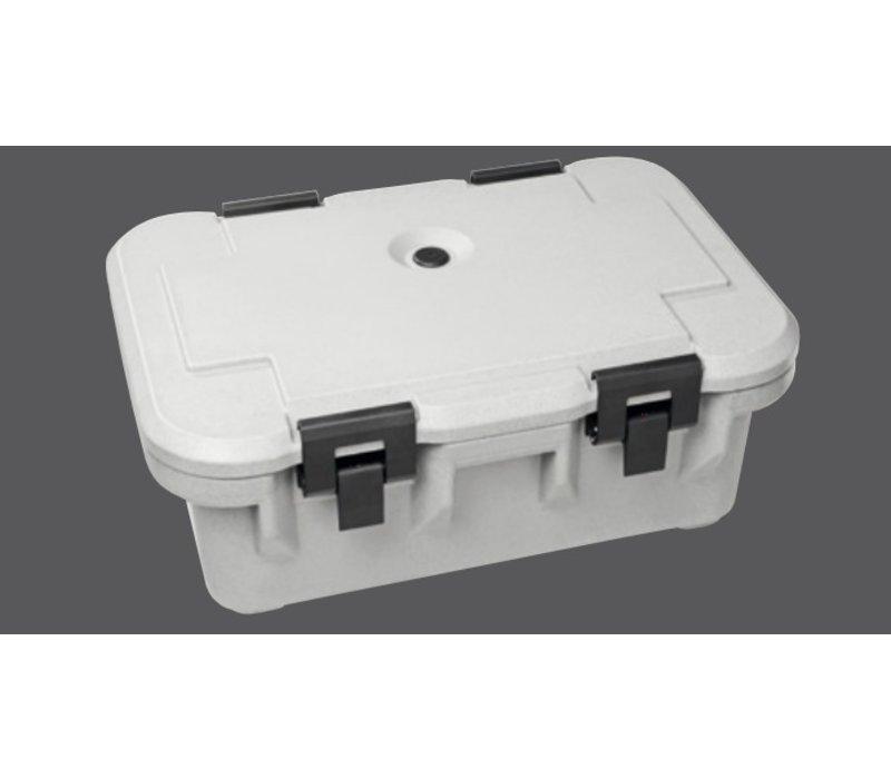 Bartscher Thermisch Transport Container | 1/1 GN | 22 Liter | -20 °C tot 120 °C | 650x450x(H)260mm