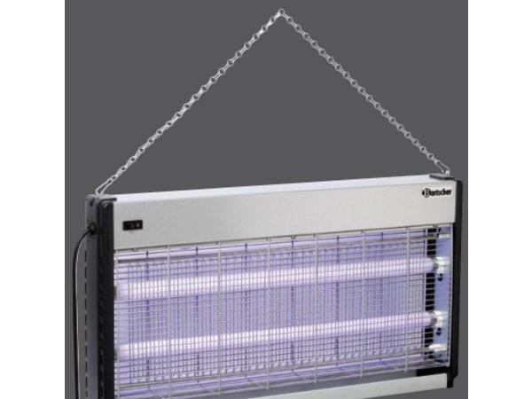 Bartscher Insecten Verdelginslamp - 12 meter bereik