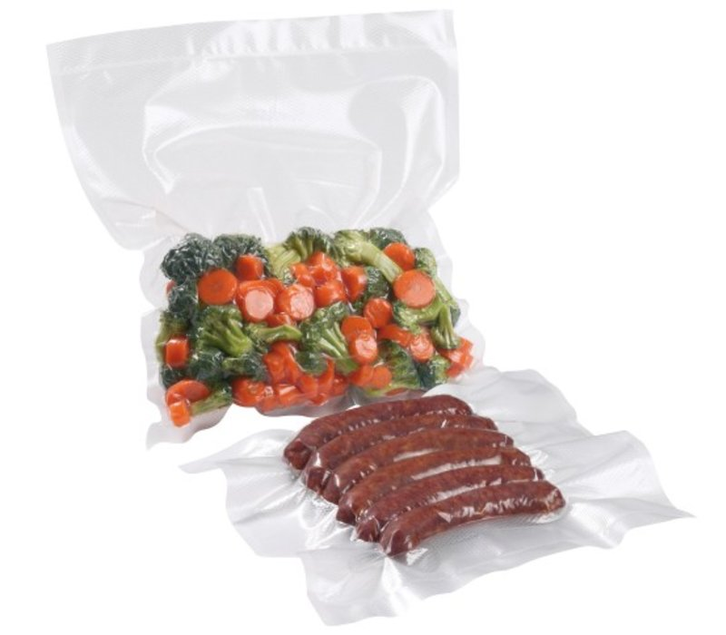 Bartscher Vacuum bags on one side ribbed - 2.5 Liter