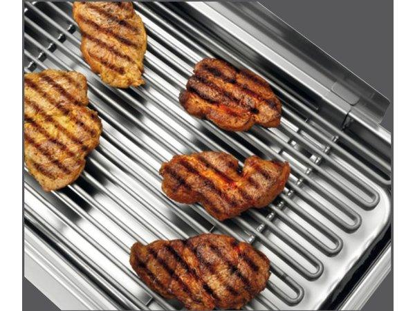 Bartscher Water Grill 40   Schnelle Aufwärmzeit   400V   320x630x (H) 320mm