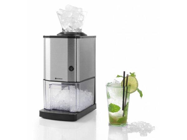Hendi Ice crushing / IJsblokjesvergruizer 12 kg / h / 2.8 Liter Stock - Hendi - 170x220x (H) 460mm