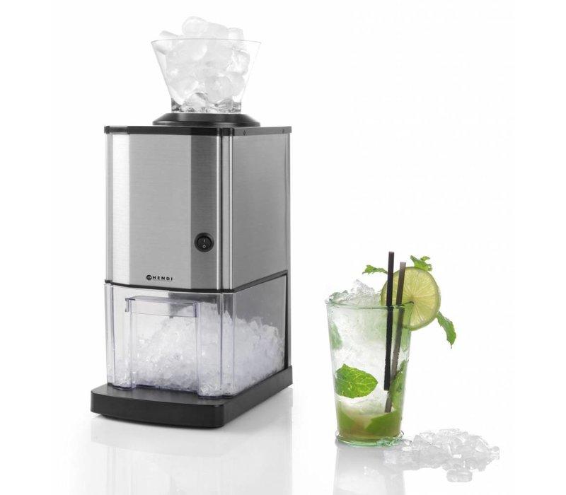 Hendi Eis-Brech / IJsblokjesvergruizer 12 kg / h / 2,8 Liter Lagerbestand - Hendi - 170x220x (H) 460mm