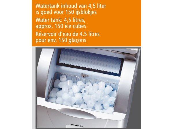 Bartscher IJsblokmachine - 3 Maten Instelbaar - 15 kg/24u