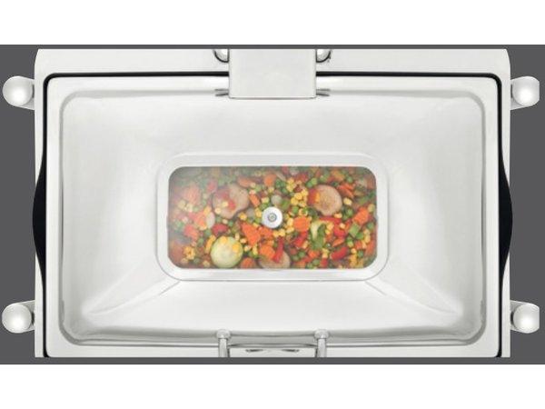 Bartscher Chafing Dish Electric | Elegance | 1/1 GN | digital | 670x420x (H) 370mm