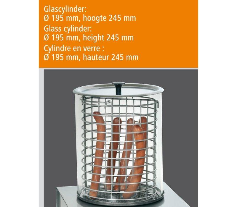 Bartscher Electric Hot Dog Harness - 260x295x (H) 360mm