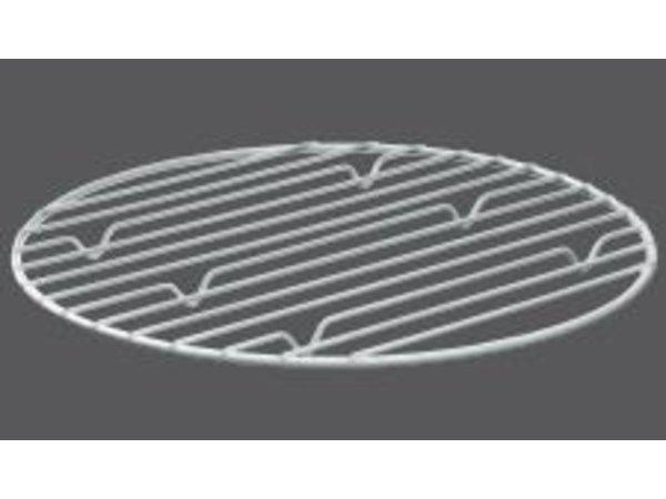 Bartscher Heetwaterpan / Gluhweinpan mit Hahn   Edelstahlboiler   Ø450 mm   25 Liter
