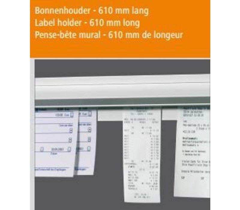 Bartscher Zertifikate Halter 610mm