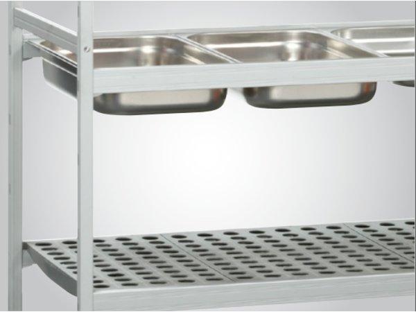 Bartscher Speichersystem - 960x360x1800 mm