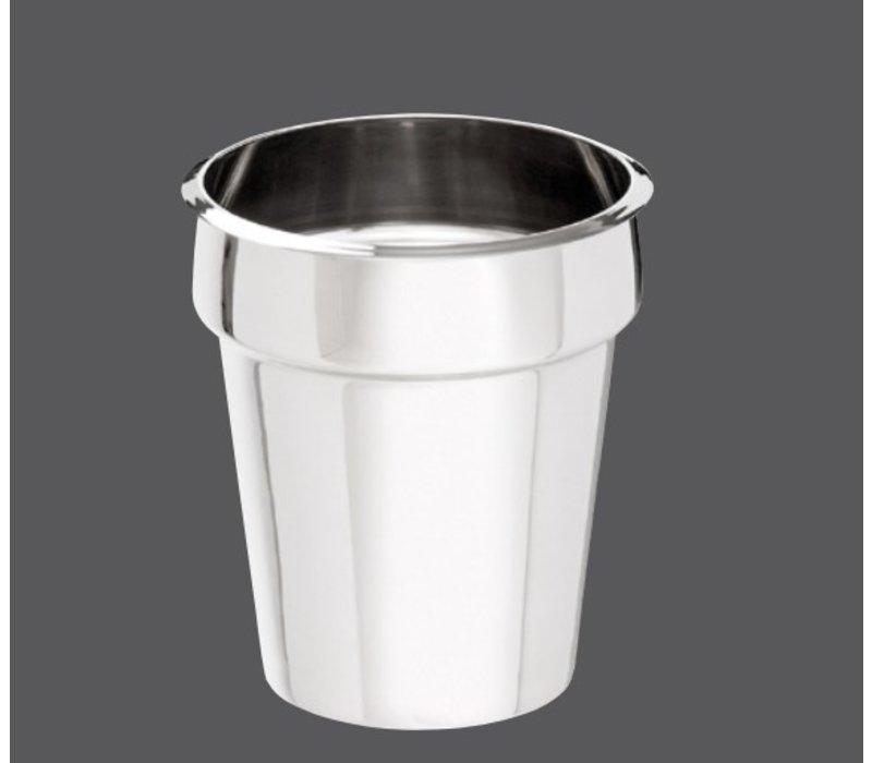 Bartscher Hotpot | Bain-Marie | Edelstahl | 1x3,5 Liter | 210x210x (H) 320mm