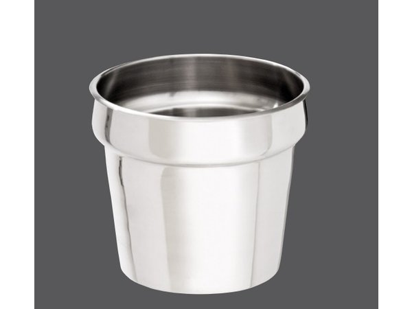 Bartscher Hotpot   Bain-Marie   Edelstahl   1x6,5 Liter   255x280x (H) 320mm