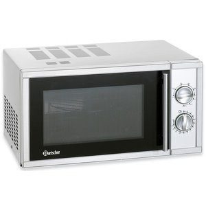 Bartscher Microwave with grill - 900W - 23 liters