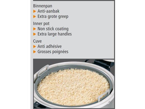 Bartscher Rice warmer with surround heating