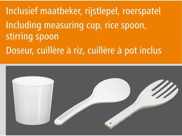 Bartscher Rice cooker for 25-40 people