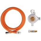 Bartscher Gasaansluitset | Paella Gas Brander